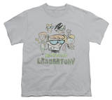 Youth: Dexter's Laboratory - Vintage Cast T-shirts