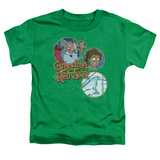 Toddler: Grandma Got Run Over By A Reindeer - Santa And Family T-shirts