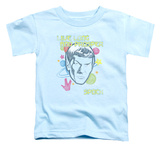 Toddler: Star Trek - Japanese Spock T-Shirt