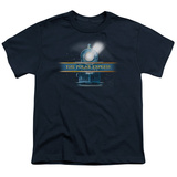 Youth: Polar Express - Train Logo Shirt