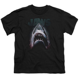Youth: Jaws - Terror In The Deep Shirt