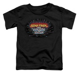 Toddler: Star Trek - Khan Logo T-shirts