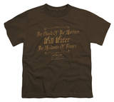 Youth: Les Miserables - Martyrs T-shirts