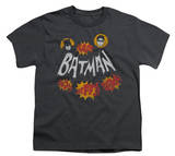 Youth: Batman Classic TV - Sound Effects T-Shirt