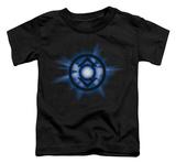 Toddler: Green Lantern - Indigo Glow T-shirts