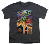 Youth: Jurassic Park - Rex In The City Shirts