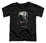 Toddler: Person Of Interest - Cast T-shirts