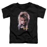 Toddler: Labyrinth - Goblin King T-Shirt