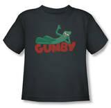 Toddler: Gumby - On Logo Shirt
