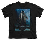 Youth: Dark Knight Rises - Bane Poster T-Shirt