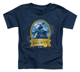 Toddler: Polar Express - True Believer T-shirts