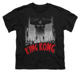 Youth: King Kong - At The Gates Poster T-shirts