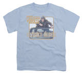 Youth: Knight Rider - Back Seat T-shirts