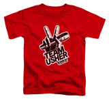 Toddler: The Voice - Usher Logo T-shirts