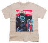 Youth: King Kong - Bright Poster T-shirts