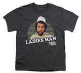 Youth: 2 Broke Girls - Ladies Man T-Shirt