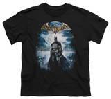 Youth: Batman Arkham Asylum - Game Cover T-Shirt