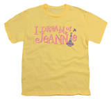 Youth: I Dream Of Jeannie - Retro Logo T-Shirt