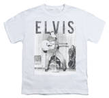 Youth: Elvis Presley - With The Band T-Shirt
