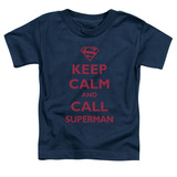 Toddler: Superman - Call Superman T-Shirt