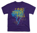 Youth: One Tree Hill - Title T-shirts