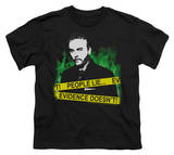 Youth: CSI - People Lie T-Shirt