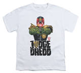 Youth: Judge Dredd - In My Sights T-Shirt