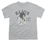 Youth: Elvis Presley - Live In Memphis Shirts