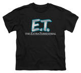 Youth: E.T. - Logo Shirts