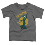 Toddler: Gumby - Twisted T-shirts
