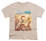 Youth: Scribblenauts - Imaginary Friends Shirts