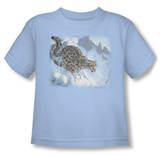 Toddler: Wildlife - Snow Leopard T-shirts
