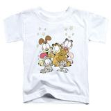Toddler: Garfield - Friends Are Best Shirts