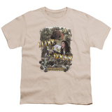 Youth: Labyrinth - Call The Rocks T-shirts