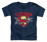 Toddler: Superman - Chain Breaking T-shirts