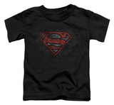 Toddler: Superman - Brick S T-shirts