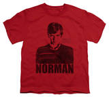 Youth: Bates Motel - Norman T-Shirt