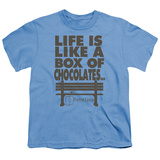 Youth: Forrest Gump - Life T-shirts