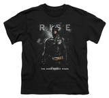 Youth: Dark Knight Rises - Batman Rise T-shirts