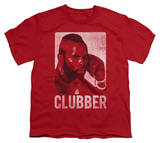 Youth: Rocky - Clubber Lang T-shirts