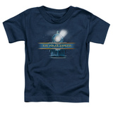 Toddler: Polar Express - Train Logo T-Shirt