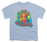Youth: DC Comics - Red Tornado Stars T-Shirt