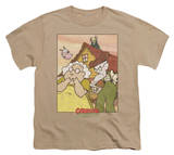 Youth: Courage The Cowardly Dog - Gothic Courage T-Shirt