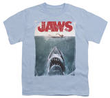 Youth: Jaws - Title T-Shirt