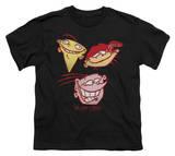 Youth: Ed, Edd n Eddy - Three Heads T-shirts