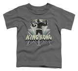 Toddler: King Kong - 8th Wonder T-shirts