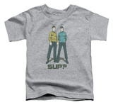 Toddler: Star Trek - Sup Shirt