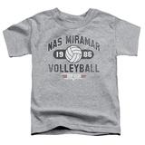 Toddler: Top Gun - NAS Miramar Volleyball Shirts