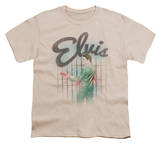 Youth: Elvis Presley - Colorful King T-Shirt