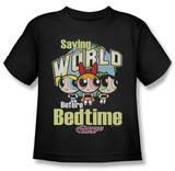 Toddler: Powderpuff Girls - Save World Shirts